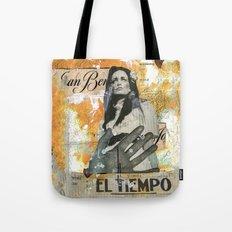 El Tiempo Tote Bag