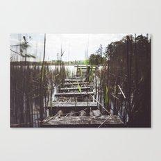 Quiet place Canvas Print