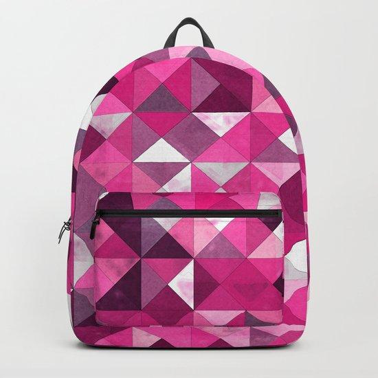 Lovely Geometric Background III Backpack