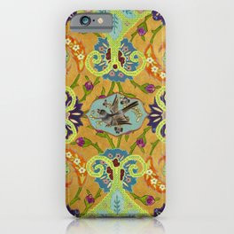 World Quilt - Panel #1 iPhone Case