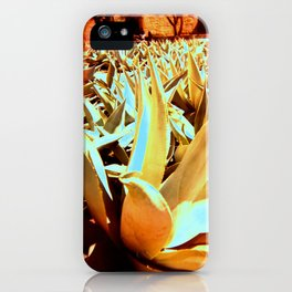Maguey iPhone Case