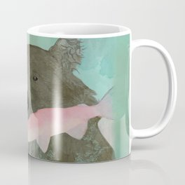 Fishing Fred Coffee Mug