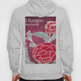 Vectorized Illustration Art Design Something / by Hand Vectored,Rundgren-1972 Anything? Illustrated,Todd-32400 February 1 Hoody