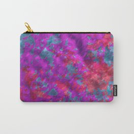 plasticine pattern Carry-All Pouch