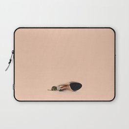hello brooklyn adrienne said couch surfer Laptop Sleeve