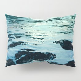 Ocean Blues Pillow Sham