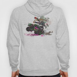 Wolves & Scandals Hoody