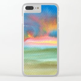 Anomaly Clear iPhone Case