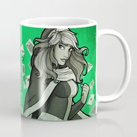 rogue Mugs featuring Rogue by Miss-Lys