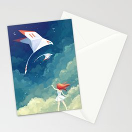 Flyby Stationery Cards