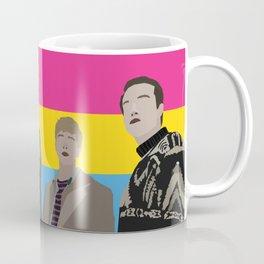 In The Pansexual Flesh Coffee Mug