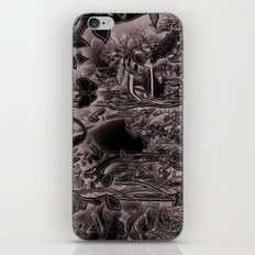 Cars in the Wild (3D version) iPhone & iPod Skin