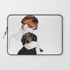 Emily and Arthur Miller Laptop Sleeve
