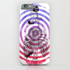 Skeleton Bullseye Slim Case iPhone 6s