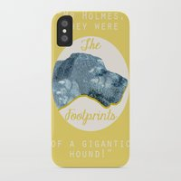 the hound iPhone & iPod Cases featuring HOUND. by LiseRichardson