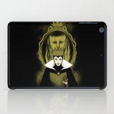Evil Queen iPad Case