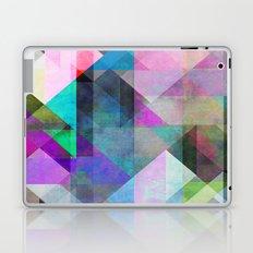 Color Blocking 3 Laptop & iPad Skin