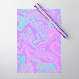 Back to the 90s Wrapping Paper