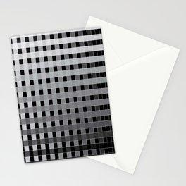 Escala de Grises (Negro)) Stationery Cards