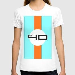 GT40 Gulf Racing Design T-shirt