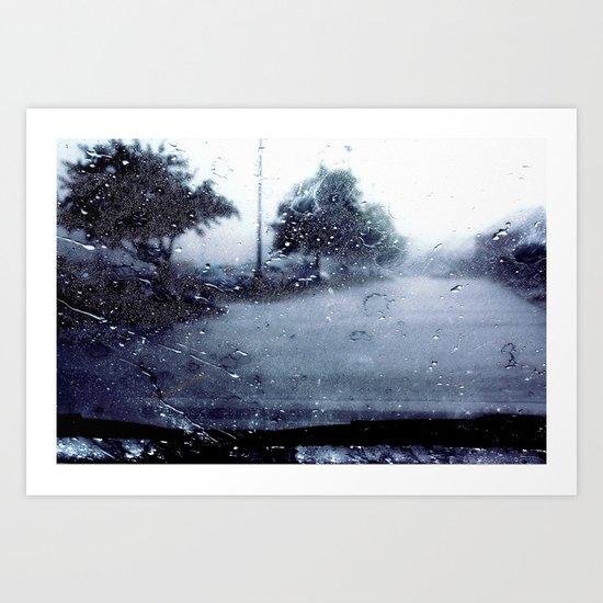 Seasons On Me  Art Print