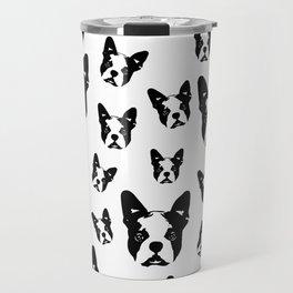 Boston Terrier Gifts Travel Mug