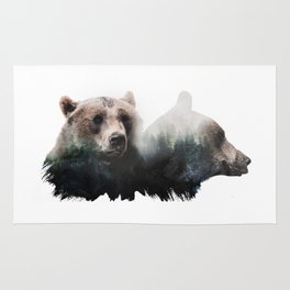 Bear Brothers Rug