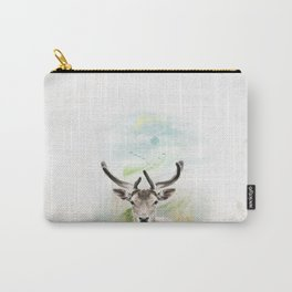 Deer Wonder Carry-All Pouch