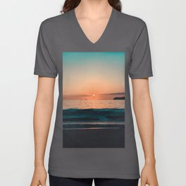 Summer Is My Lover I Wait Every Year Unisex V-Neck