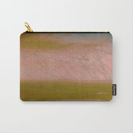 Postcard From The Hill Carry-All Pouch