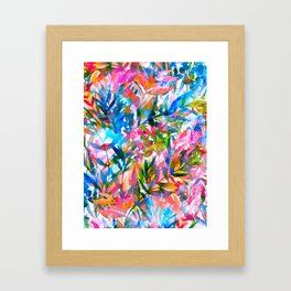 Tropic Dream Framed Art Print