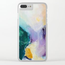 Worth Fighting For Clear iPhone Case