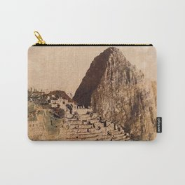 Machu Picchu Peru Carry-All Pouch
