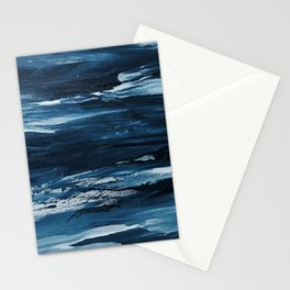 It Comes In Waves III Stationery Cards