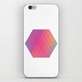Hexagon? iPhone Skin