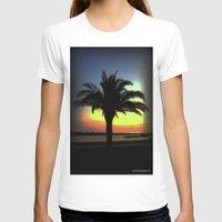 palm T-shirts featuring Palm by Chris' Landscape Images & Designs