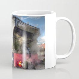 Steam Locomotive 1501 at Bewdley Coffee Mug