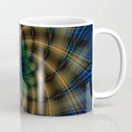 Tartan Spiral Coffee Mug