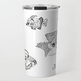 GLOOMY Fish Travel Mug