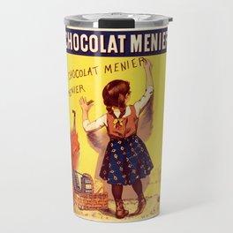 Chocolat Menier Vintage Travel Mug