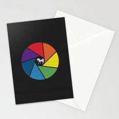 Capture The Unicorn Stationery Cards