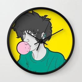 LEER. Wall Clock