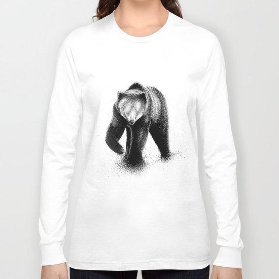 B-Bear Long Sleeve T-shirt