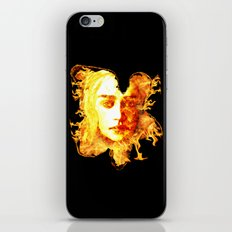 Bride of Fire v2 t shirt iPhone & iPod Skin