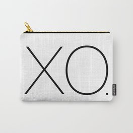 Minimalism XOXO Carry-All Pouch