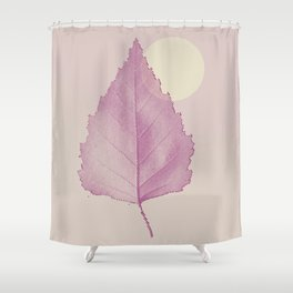 Delicate Leave Shower Curtain