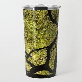 Japanese Maple Tree Travel Mug