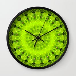 Union of the Snake Wall Clock