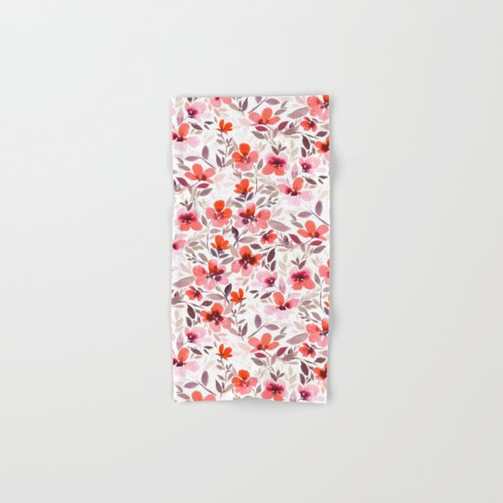 Espirit Blush Hand & Bath Towel