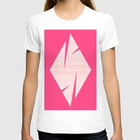 typo T-shirts featuring typo by Adrianna Bykowska